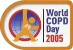 World COPD Day 2005 banner