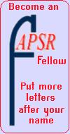 FAPSR logo